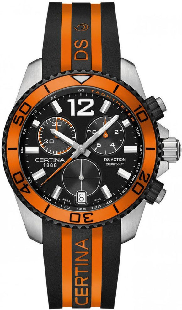 Certina Watch DS Action Chrono Quartz C013.417.27.057.01