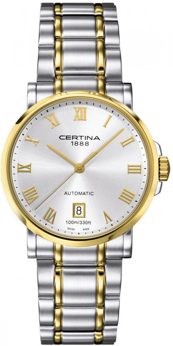 Certina Watch DS Caimano Gent Automatic C017.407.22.033.00