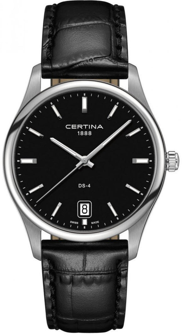 Certina Watch DS-4 Big Size Quartz C022.610.16.051.00