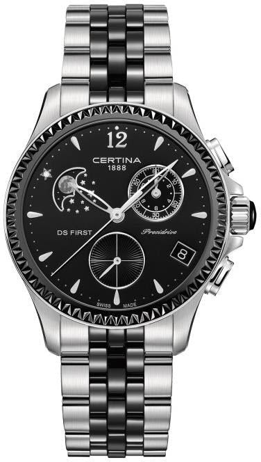 Certina Watch DS First Lady Moon Phase C030.250.11.056.00