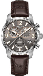 Certina Watch DS Podium Chrono GMT C034.654.16.087.01