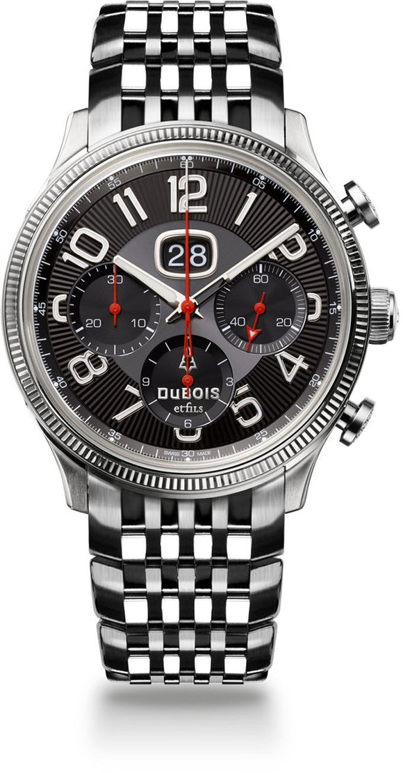 DuBois et fils Watch DBF001 Chronograph Big Date Limited Edition DBF001-07