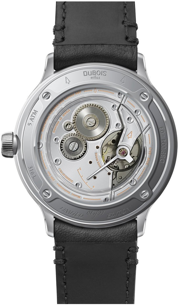 DuBois et fils Watch 2 Hands And Small Seconds Limited Edition