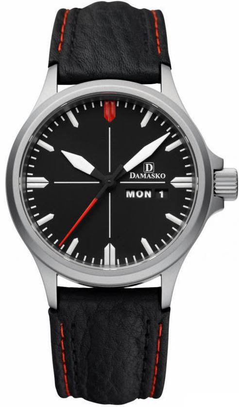 Damasko Watch DA 34 Leather Pin DA 34 Leather Pin