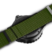 Damasko Watch DH 1.0 Green Nato