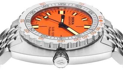 Doxa Watch SUB 1200T Professional Limited Edition Bracelet