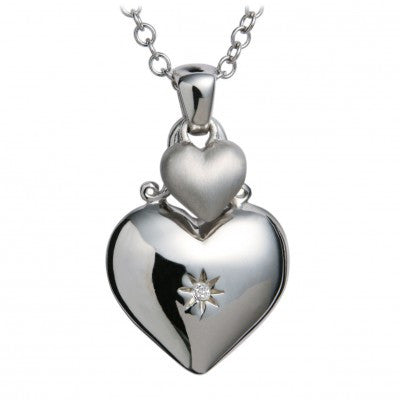 Hot Diamonds Necklace Just Add Love Touch Silver D