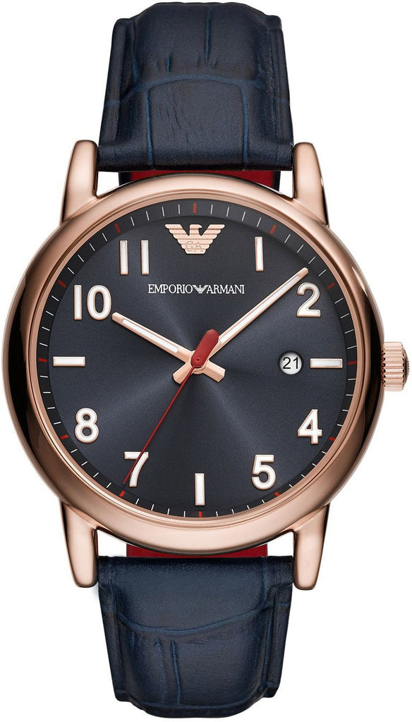 Emporio Armani Watch Luigi Mens