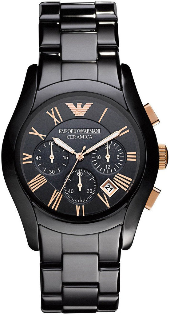 Emporio Armani Watch Ceramic Mens