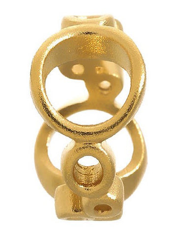Endless Jewellery Charm Bubbles Yellow Gold