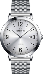 Eterna Watch Eternity Gent Quartz 2730.41.13.1746