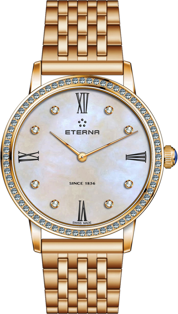 Eterna Watch Eternity Lady Quartz 2720.57.69.1740