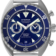 Eterna Watch Super Kontiki Chrono Manufacture 7770.41.89.1718