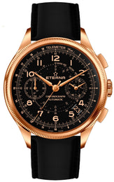 Eterna Watch Heritage Bronze Telemeter Flyback Chrono Limited Edition 7950.78.54.1416