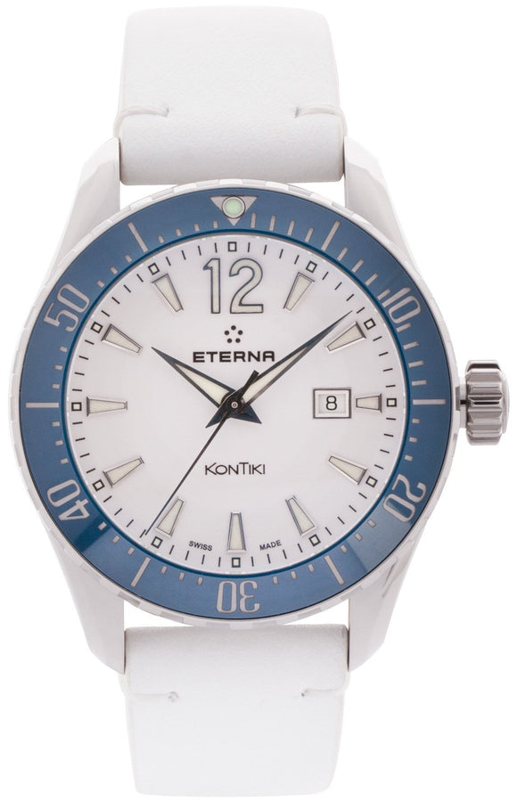 Eterna Watch Lady KonTiki Diver Quartz 1282.41.66.1419