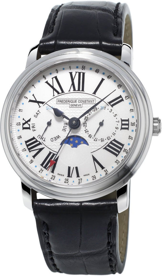Frederique Constant Watch Classics Business Timer FC-270M4P6