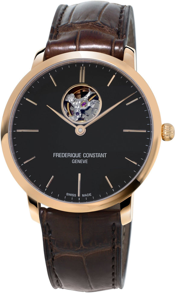 Frederique Constant Watch Slimline Automatic FC-312G4S4