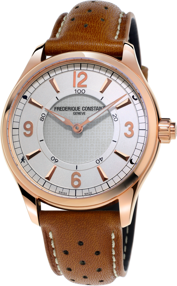 Frederique Constant Watch Horological Smartwatch FC-282AS5B4