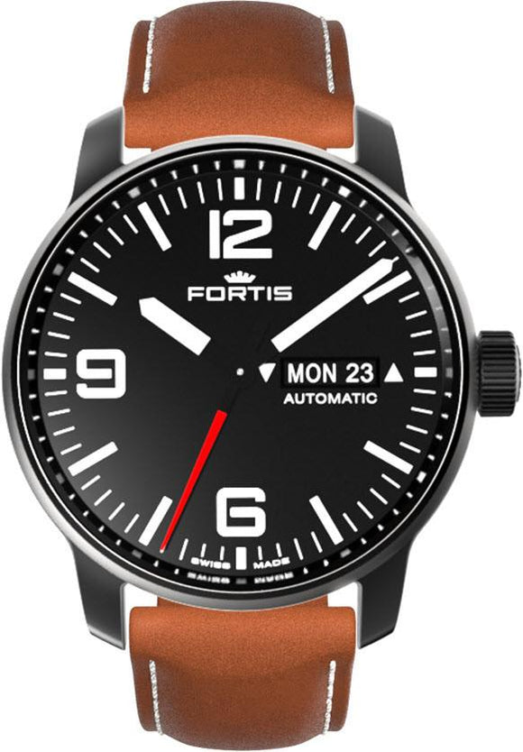 Fortis Watch Cosmonautis Spacematic Stealth 623.18.18 L.08