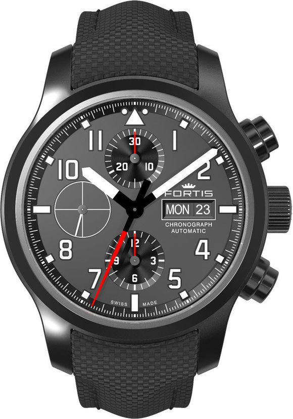 Fortis Watch Aviatis Aeromaster Professional Chronograph 656.18.10 LP.