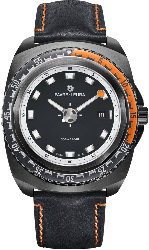 Favre-Leuba Watch Raider Deep Blue 00.10102.09.13.41