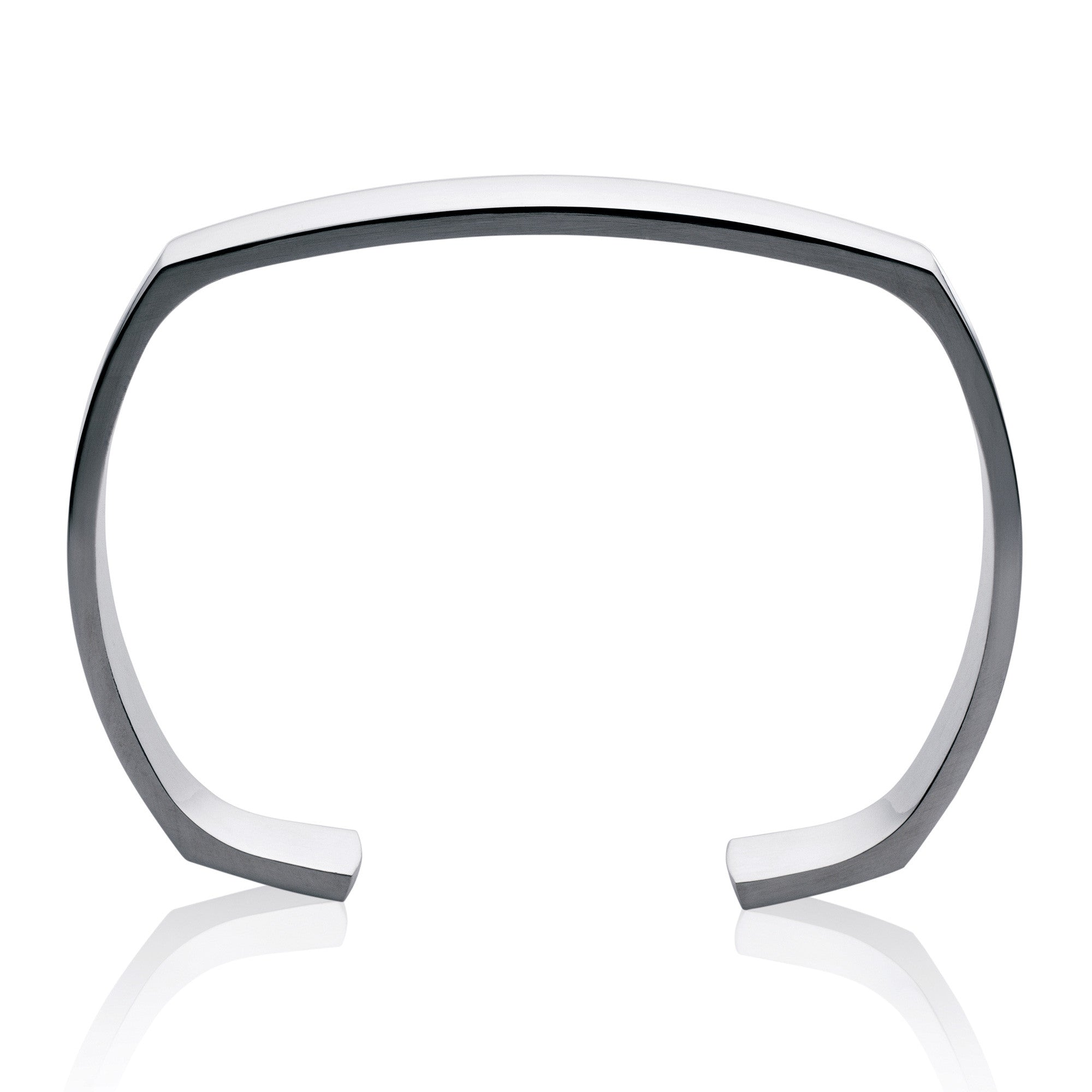 Georg Victory Sterling Silver Bangle D