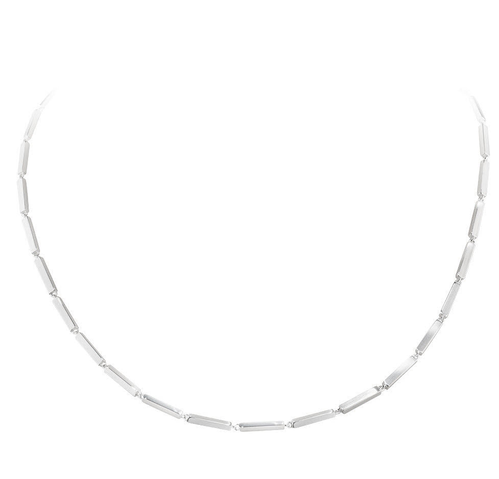 Georg Jensen Necklace Aria Silver