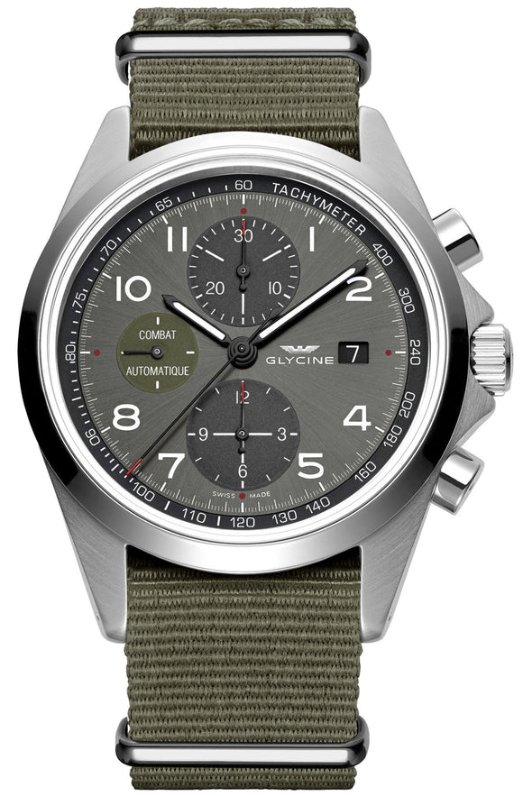 Glycine Watch Combat Chronograph GL0099