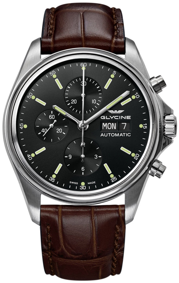 Glycine Watch Combat Classic Chrono GL0118