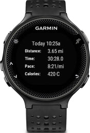 Garmin Watch Forerunner 235 Wrist Based HRM Black Grey 010-03717-55