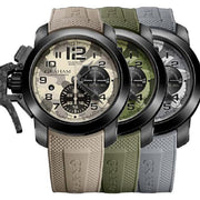 Graham Watch Chronofighter Oversize Black Arrow Set Of 3 Celcius KIT-0013A