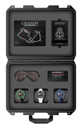 Graham Watch Silverstone Racing Trilogy Limited Edition KIT-0028A