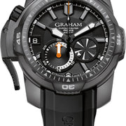 Graham Watch Chronofighter Prodive PVD 2CDAB.B02A.K80F