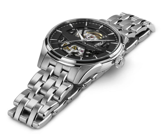 Hamilton Watch Jazzmaster Skeleton