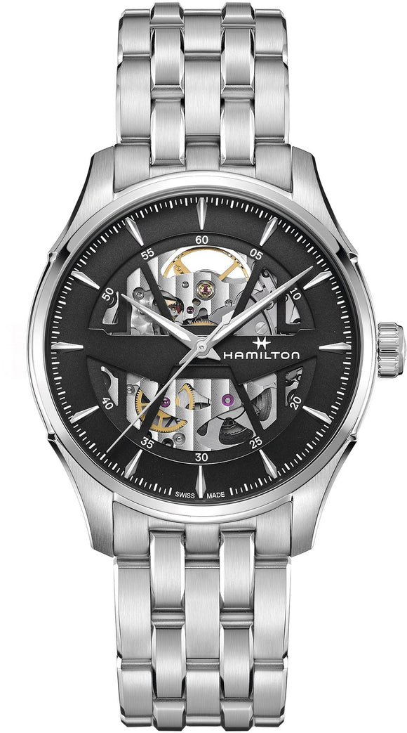 Hamilton Watch Jazzmaster Skeleton H42535180