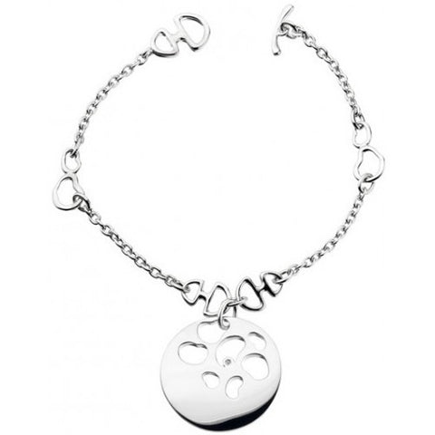 Hot Diamonds Bracelet Silver Selene D