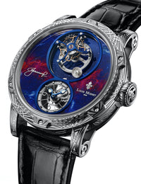 Louis Moinet Watch Spacewalker White Gold LM-62.70.20