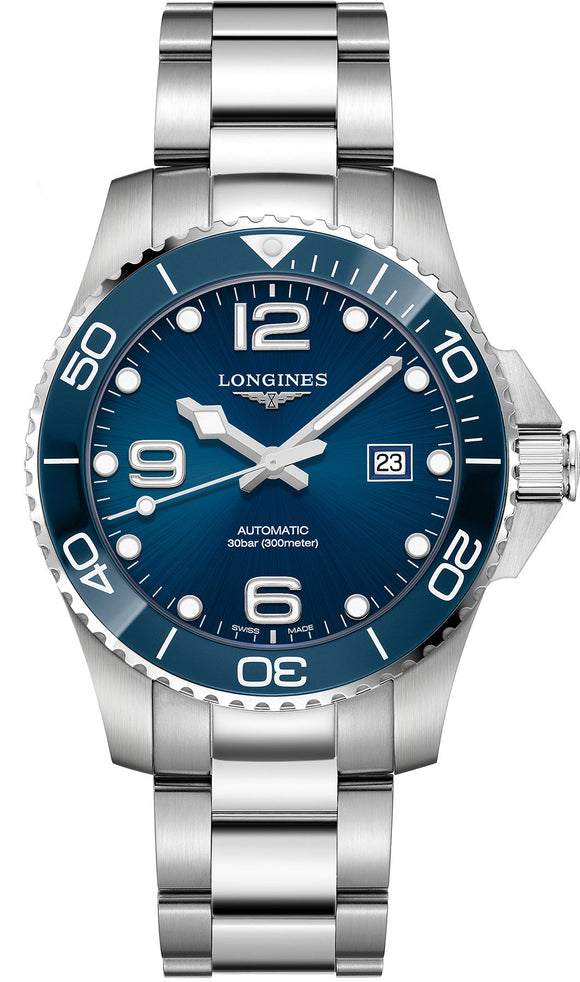Longines Watch HydroConquest L3.782.4.96.6