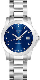 Longines Watch Conquest L3.377.4.97.6