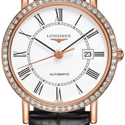 Longines Watch Elegant Ladies L4.378.9.11.0