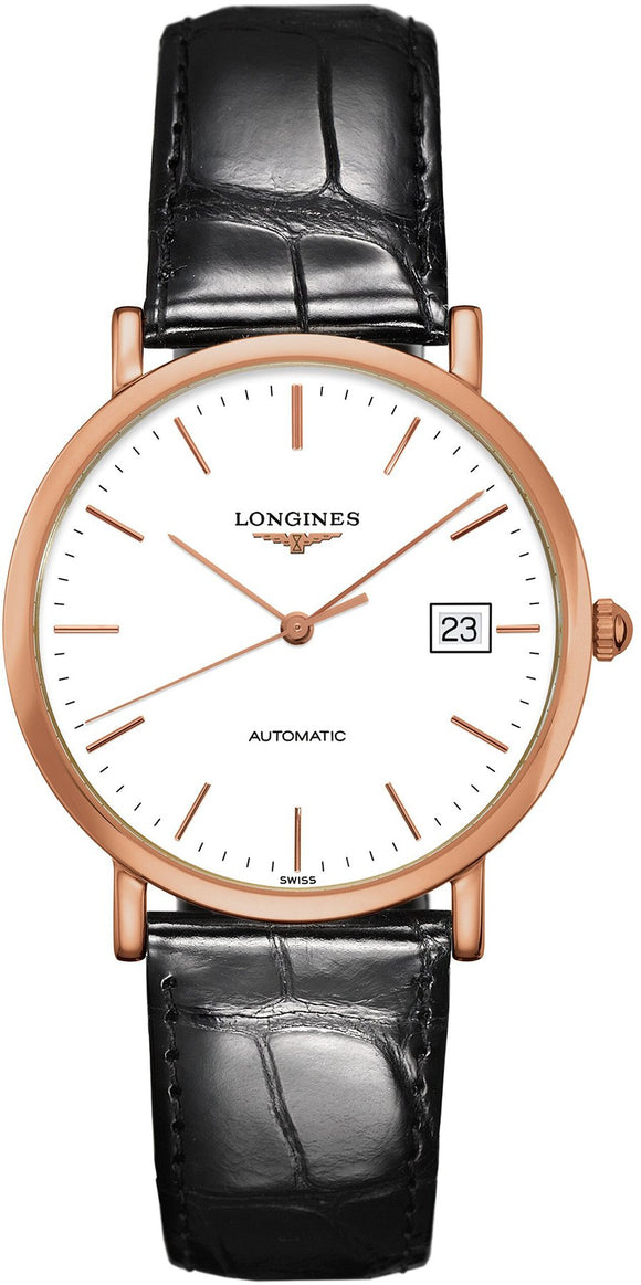Longines Watch Elegant Collection Mens L4.787.8.12.0