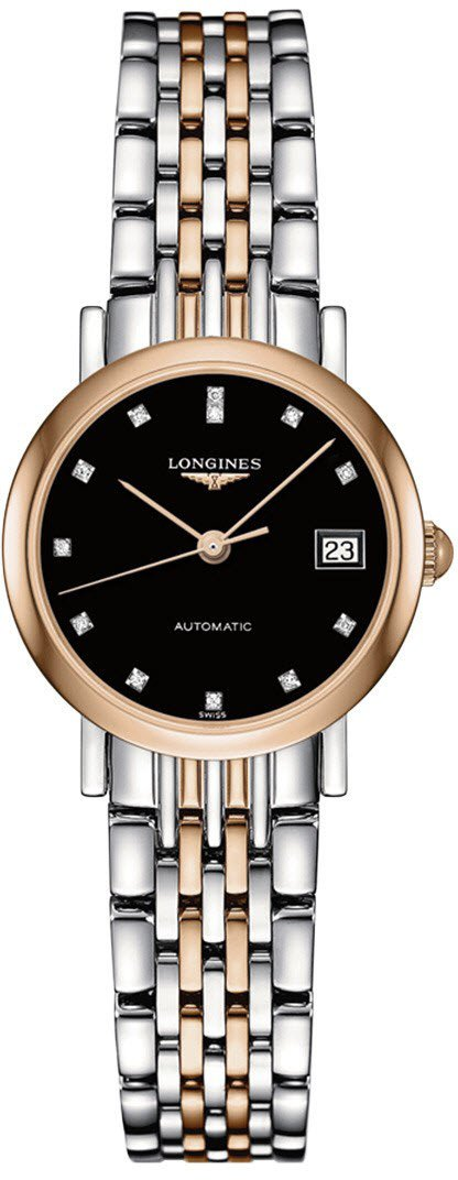 Longines Watch Elegant Collection L4.309.5.57.7