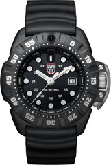 Luminox Watch Scott Cassell Deep Dive Carbon 1550 Series