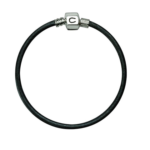 Chamilia Bracelet Graphite Metallic Medium
