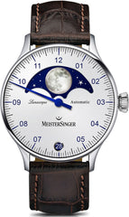 MeisterSinger Watch Lunascope