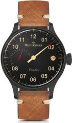 MeisterSinger Watch Circularis Power Reserve Blackline