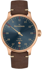 Meistersinger Watch N.03 Bronze Line