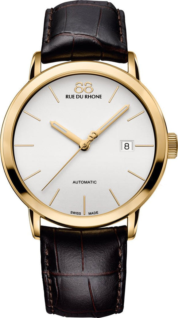 88 Rue Du Rhone Watch Double Origin 42mm Mens 87WA154213
