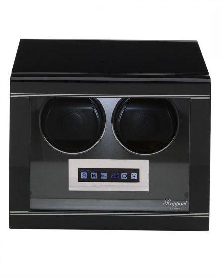 Rapport Watch Winder Formula Double Black