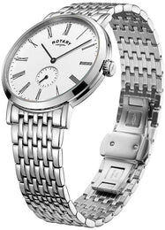 Rotary Watch Windsor Offset Mens
